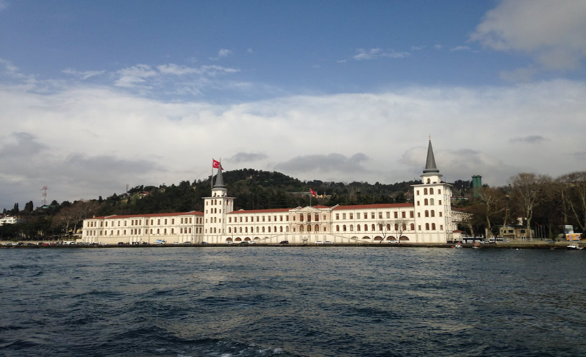 Bosphorus Cruise Kuleli Military School