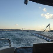 Bosphorus Cruise Tour Luxury boat