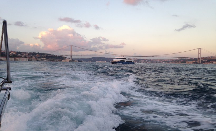 Bosphorus Cruise Tour Private Boat Tours