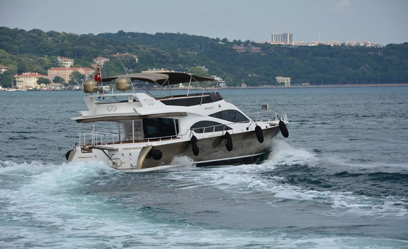 Bosphorus Cruise Tour Private Luxury Yacht