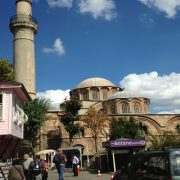 Chora Museum in Istanbul TR