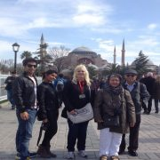 Daily City Tour with Local Guide in Istanbul Turkey
