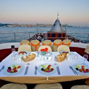 Dinner on Bosphorus Cruise
