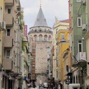 Jewish Heritage Tour Galata in Istanbul Turkey