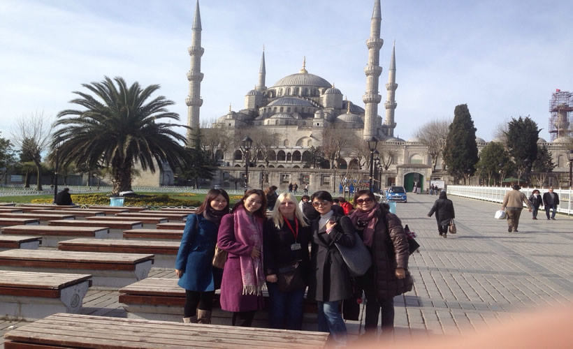 Small Group Tours in Istanbul Turkey