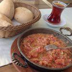 Turkish Breakfast on Bosphorus