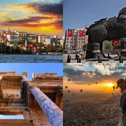11 Days Package Tours Turkey Highlights Tour
