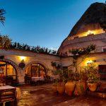Cave hotels in Cappadocia Turkey