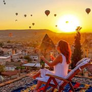 Cave hotels in Cappadocia Turkey 9