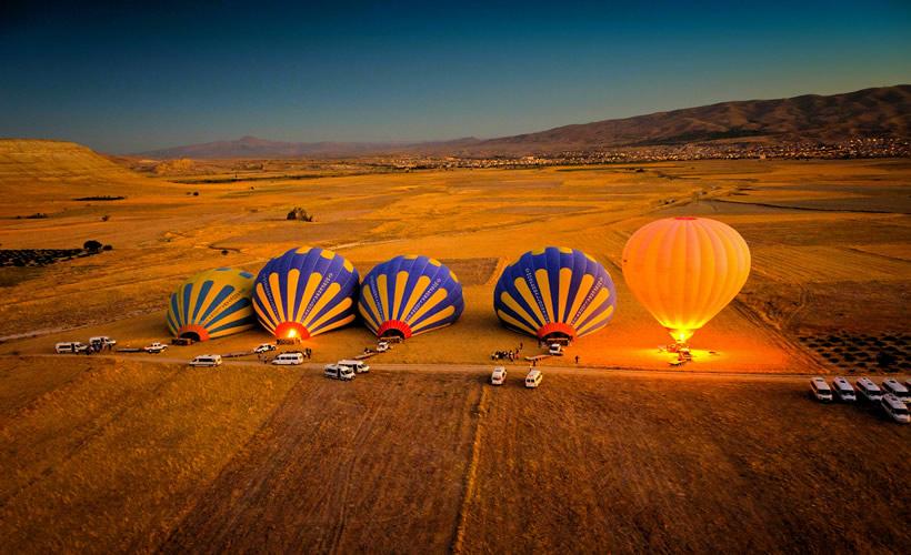 Daily Cappadocia Tour from Istanbul Turkey