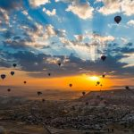 Hot Air Balloon Flight Tours in Cappadocia Turkey