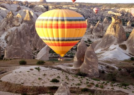 Hot Air Balloon Tour and prices in cappadocia