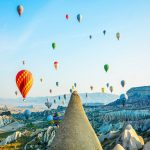 Hot Air Balloon Tours in Cappadocia Turkey