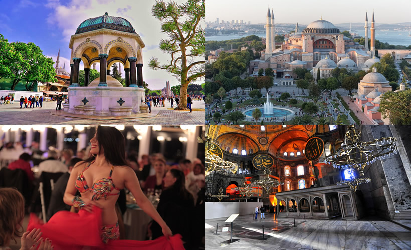 Package Tour Turkey