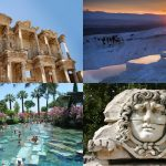 Pamukkale and Ephesus Tour by Plane