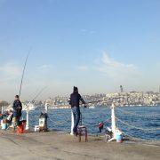 Bosphorus Cruise Catch Your Fish at Uskudar