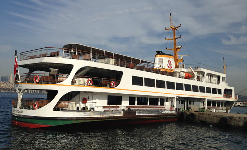 Bosphorus Cruise Public Ferry