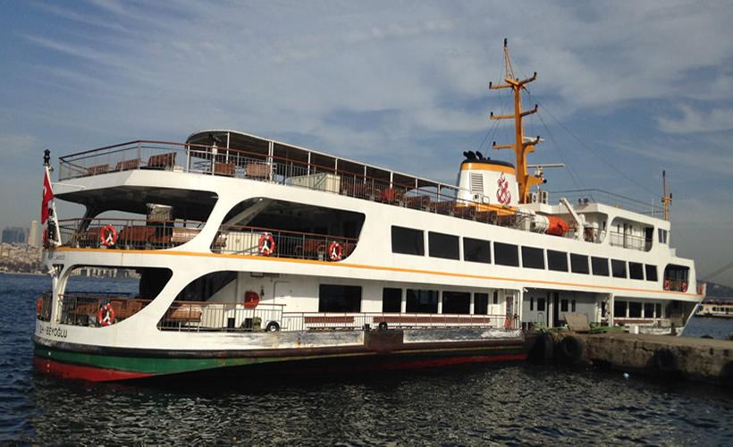 Bosphorus Cruise Public Ferry