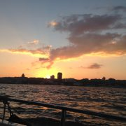 Bosphorus Cruise Tour Sunset