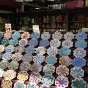 Ceramics in Istanbul