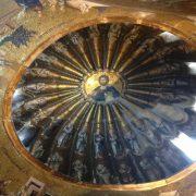 Chora Museum in Istanbul Turkey