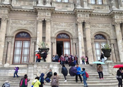 Dolmabahce Palace Museum City Tour Istanbul