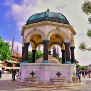 The German Fountain Istanbul Package Tours Turkey