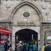 Main Gate of Grand Bazaar Istanbul Package Tours Turkey