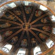 Mosaics of Chora Museum in Istanbul
