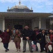 Our Guided tour at Topkapi Palace