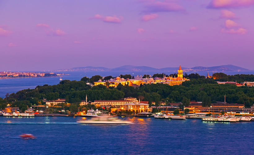 Topkapi Palace Museum & Bosphporus Istanbul Package Tours Turkey