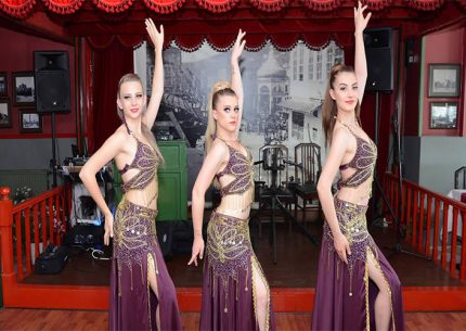 Turkish Night Show Belly Dance