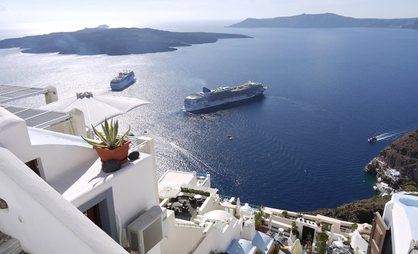 5 Days Greek Islands Aegean Dream Tour 1