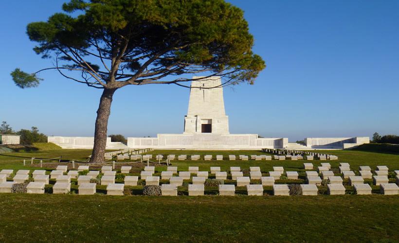 Anzac Gallipoli Tours from Istanbul Turkey