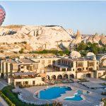 Cave hotels in Cappadocia Turkey 6