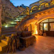 Cave hotels in Cappadocia Turkey 8