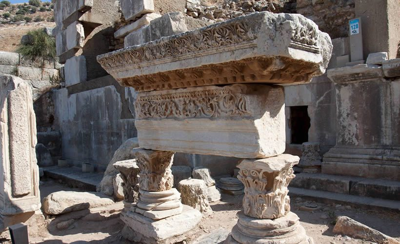 Daily Ephesus tour from Istanbul Turkey 2