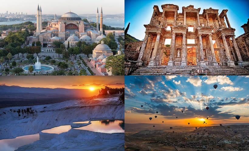 Discover Turkey With Package Tours Turkey