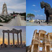 Gallipoli Troy Pergamon Ephesus Package Tour