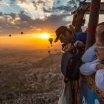 Hot Air Balloon Tour in Cappadocia Turkey 2