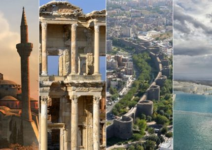 Turkey is one of the famous tourist destinations in the world. Most of the tourist visit the place to see famous Istanbul and Ephesus. But very few people know that Turkey is also home to 17 UNESCO World Heritage Sites. Thirteen of these sites are cultural sites. It is one of the largest numbers of UNESCO World Heritage Sites in Turkey